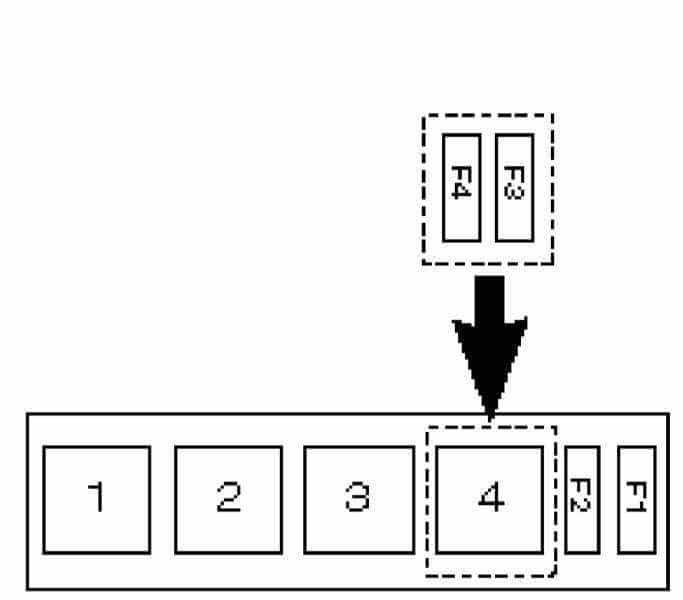 Схема под капотом номер 2